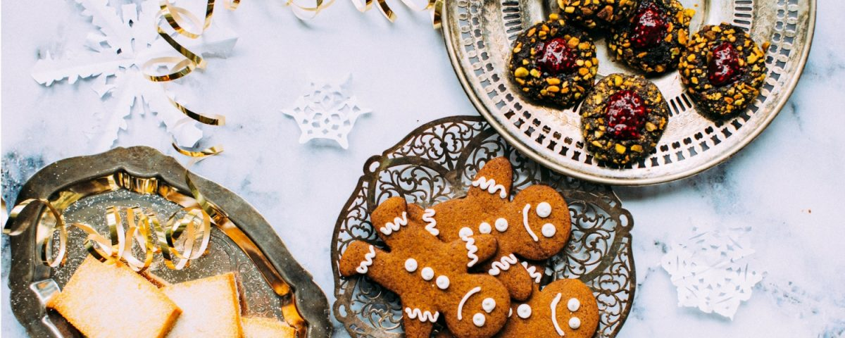 4 Healthy Christmas Cookie Recipes