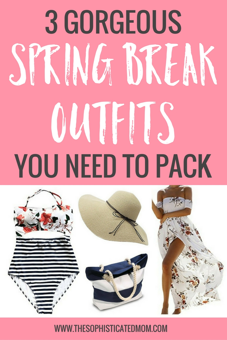 3 Spring Break Outfit Ideas You'll Need To Pack   The