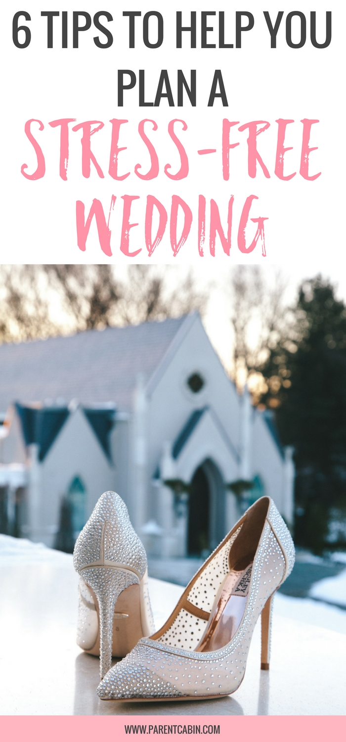 Wedding planning doesn't have to be stressful! The nature of a big event has lots of details to be carried out, but they can be simplified and even fun if we approach the day differently. As we head into wedding season, take note of some thoughtful ways to plan and enjoy a stress free wedding.